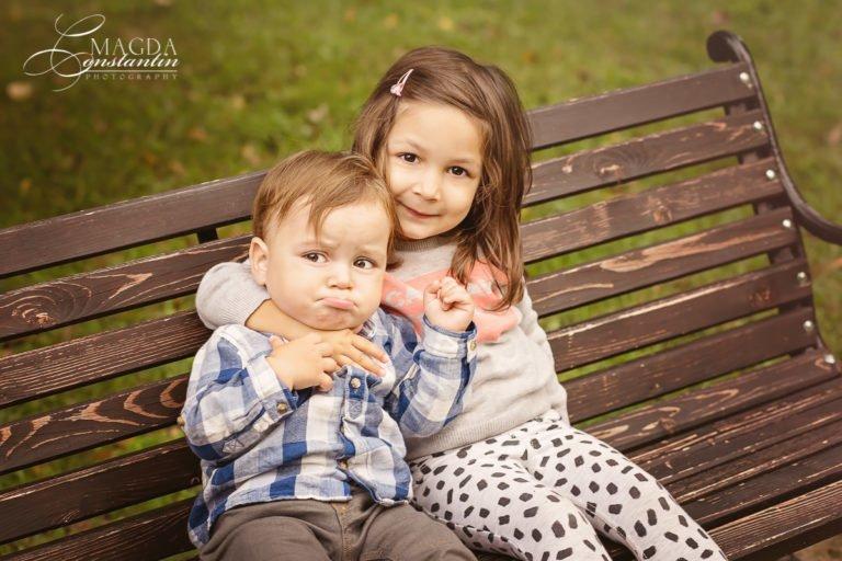 Sedinta foto copii in Bucuresti cu Magda Constantin