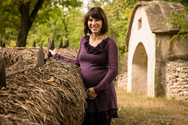 Sesiune foto pentru viitori parinti in Bucuresti