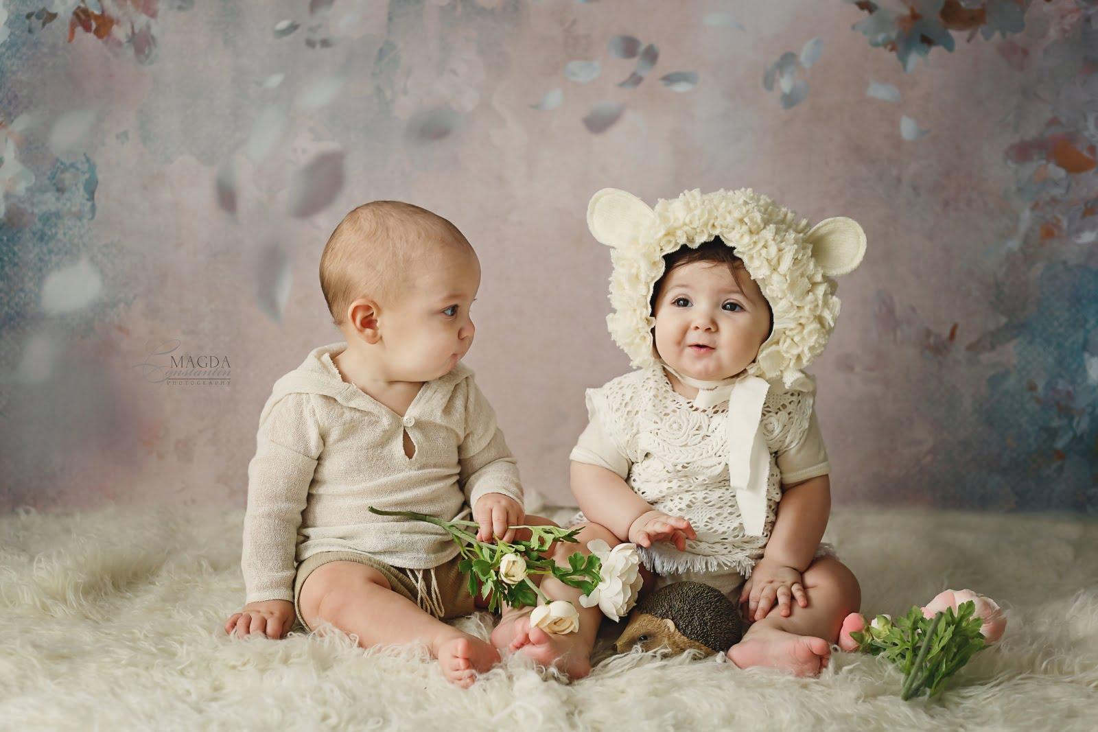 Sedinta foto bebelus - Bucuresti - studio