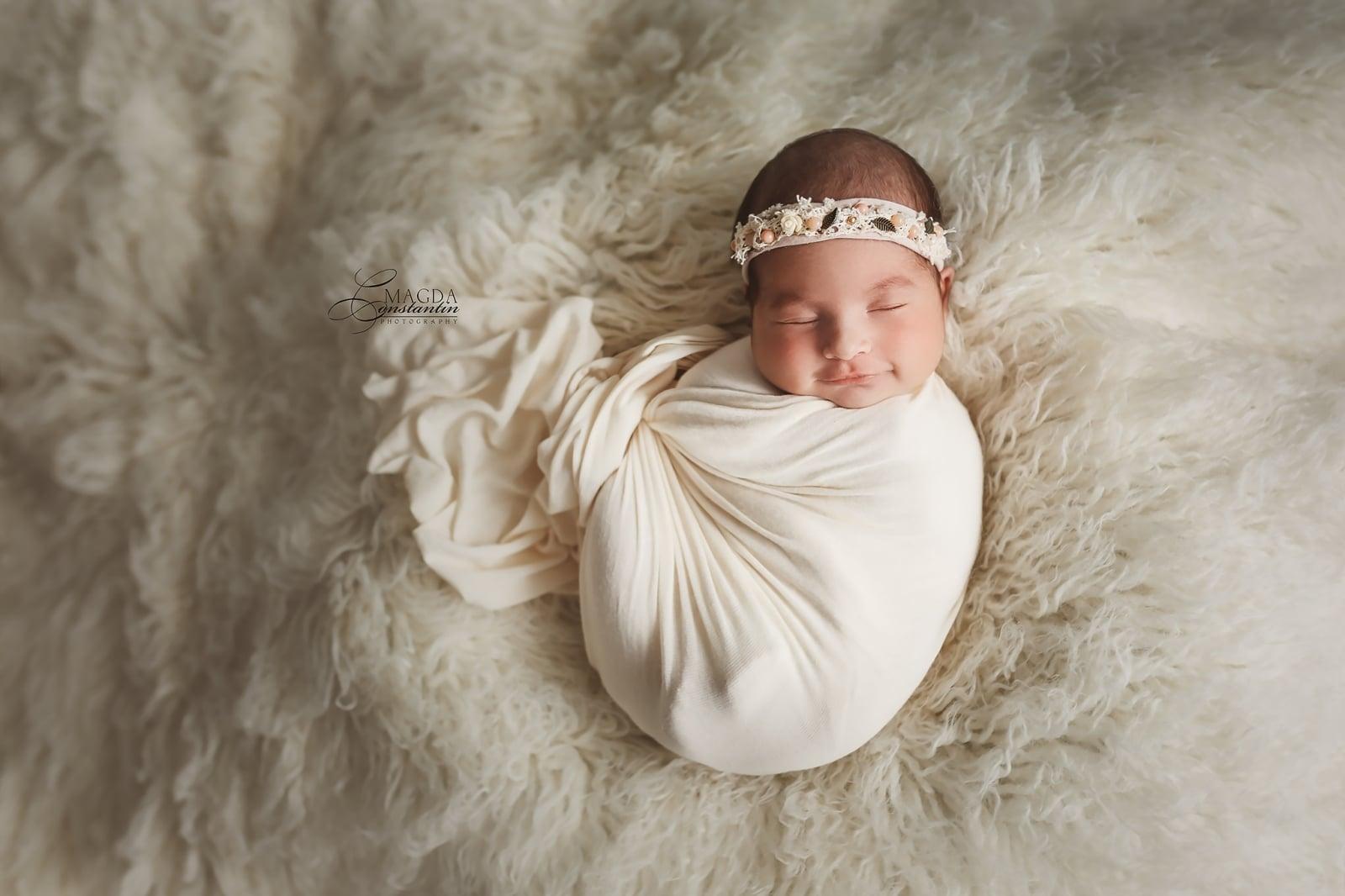 Sedinta foto nou-nascuti Bucuresti si zonele limitrofe