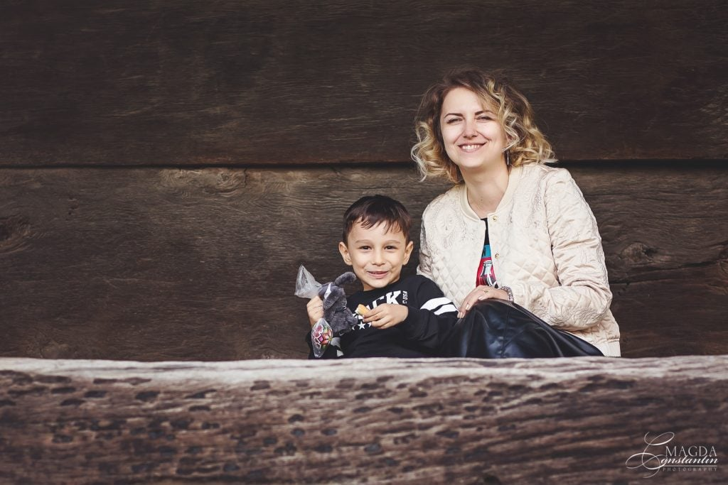 Sedinta foto de familie cu Raluca - fotograf Magda Constantin