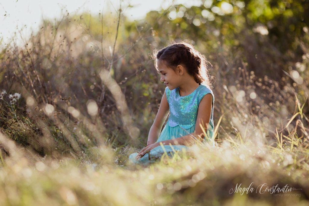 Sedinta foto de copii cu Cristina - fotograf Magda Constantin