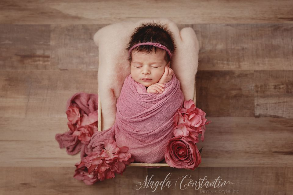 foto bebelusi nounascuti in Bucuresti