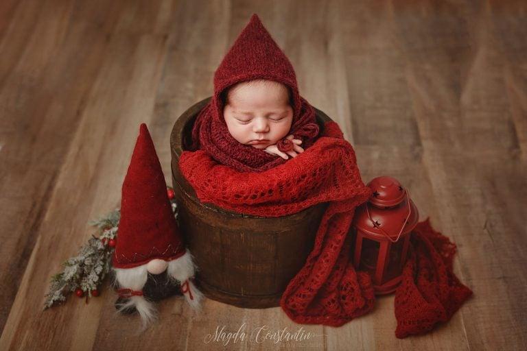 Sesiune foto bebelusi nounascuti in Bucuresti