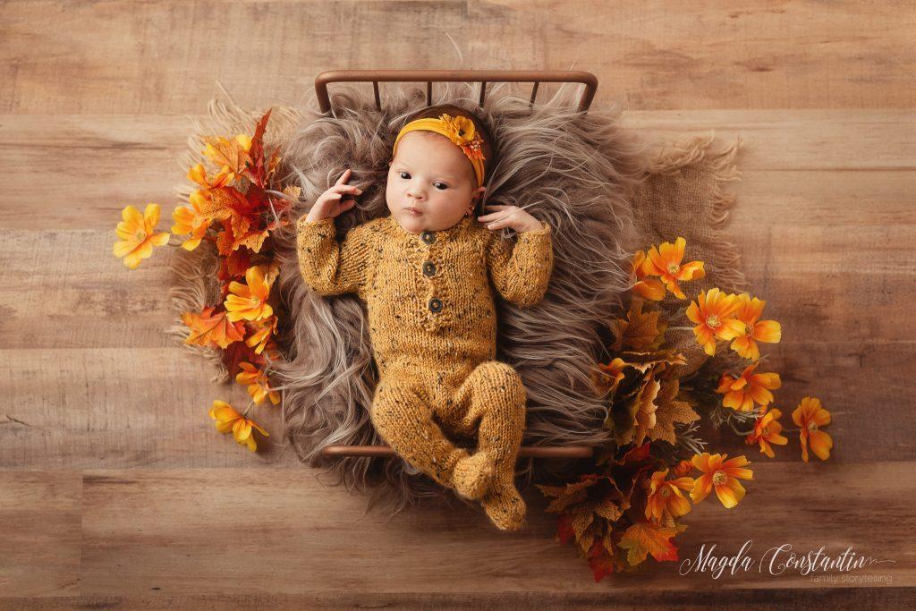 Sedinta foto bebelusi nounascuti