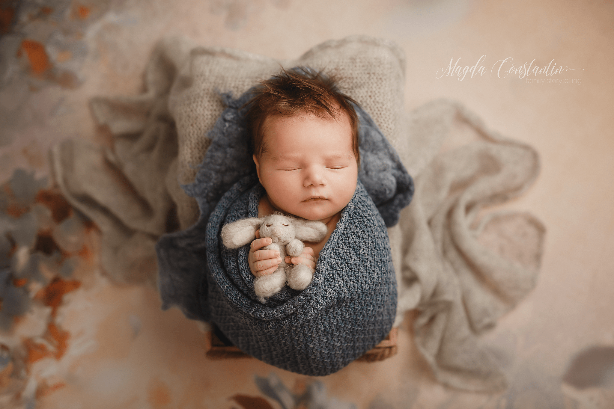 Sedinta foto de nou nascut in Bucuresti Magda Constantin